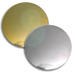 Round 50mm Diameter Engraving Plate