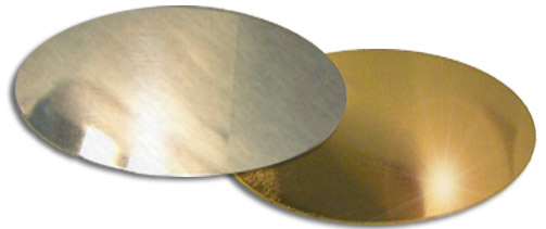 Oval Plate 66mm x 35mm