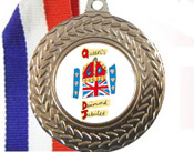 100 Diamond Jubilee Medals